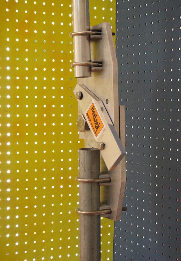 HexLock for Hexbeam type antennas - ===HEXBEAM - SPIDERBEAM
